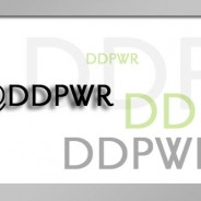 DDPWR is now on Twitter!